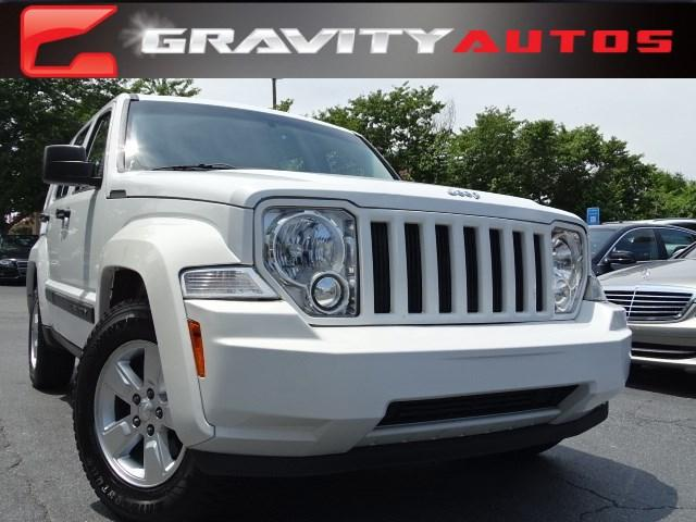 Used 2012 Jeep Liberty Sport for sale Sold at Gravity Autos in Roswell GA 30076 1