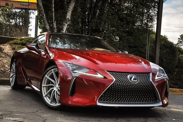 Used 2018 Lexus LC 500 for sale Sold at Gravity Autos Atlanta in Chamblee GA 30341 2