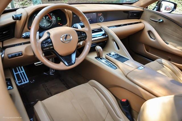 Used 2018 Lexus LC 500 for sale Sold at Gravity Autos Atlanta in Chamblee GA 30341 7