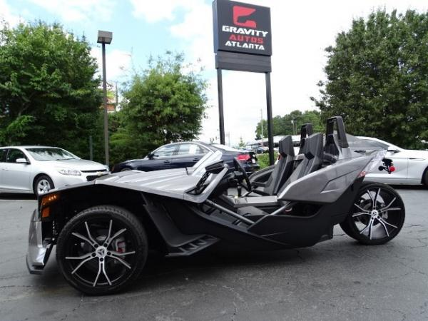 Used 2015 POLARIS SLINGSHOT SL for sale Sold at Gravity Autos in Roswell GA 30076 4