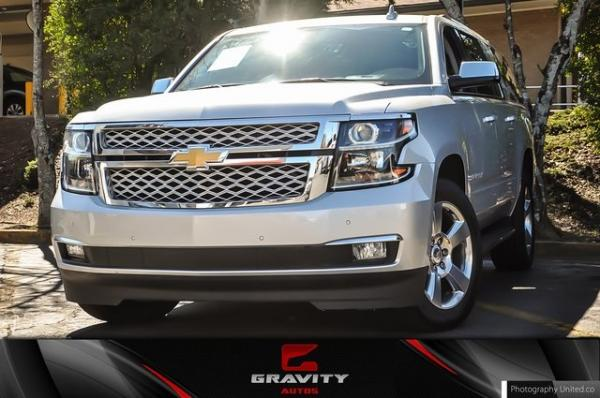 Used 2020 Chevrolet Suburban Premier for sale $51,250 at Gravity Autos in Roswell GA
