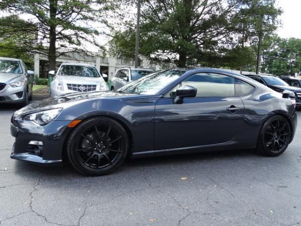 Used 2015 Subaru BRZ Limited for sale Sold at Gravity Autos in Roswell GA 30076 4