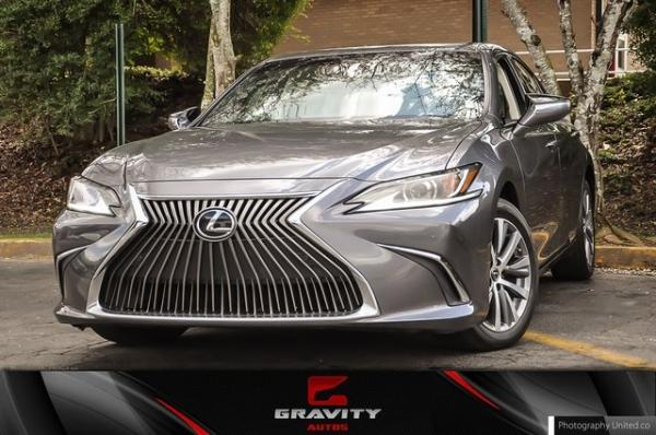 Used 2019 Lexus ES 350 for sale $33,443 at Gravity Autos in Roswell GA