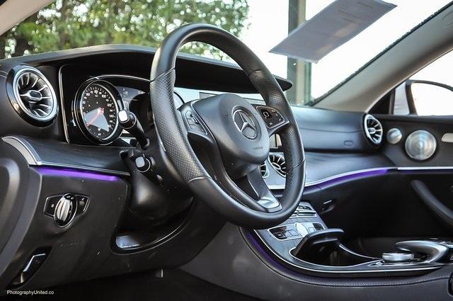 Used 2018 Mercedes-Benz E-Class E 400 for sale Sold at Gravity Autos Atlanta in Chamblee GA 30341 9