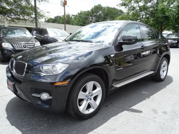 Used 2011 BMW X6 35i for sale Sold at Gravity Autos in Roswell GA 30076 3