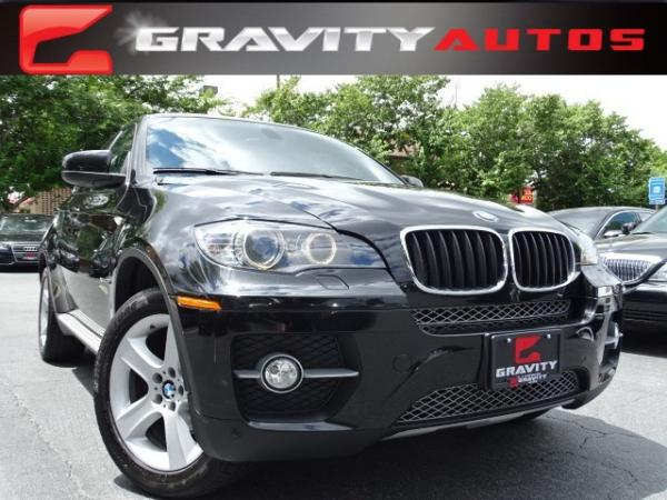 Used 2011 BMW X6 35i for sale Sold at Gravity Autos in Roswell GA 30076 1