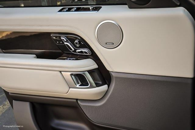 Used 2019 Land Rover Range Rover 5.0L V8 Supercharged for sale Sold at Gravity Autos Atlanta in Chamblee GA 30341 23