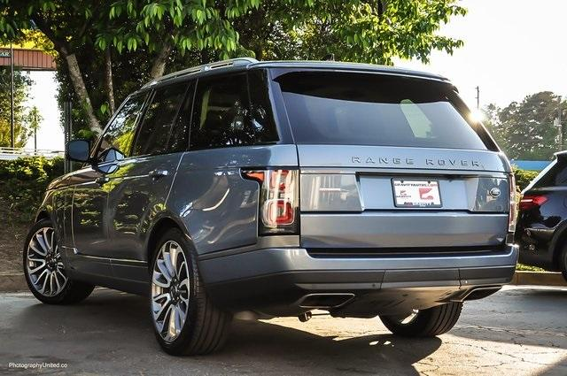 Used 2019 Land Rover Range Rover 5.0L V8 Supercharged for sale Sold at Gravity Autos Atlanta in Chamblee GA 30341 3