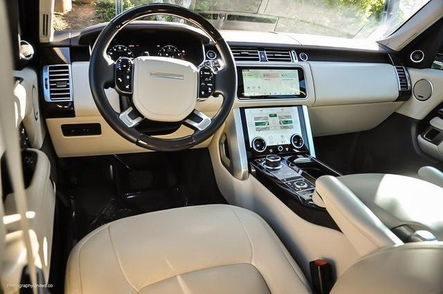 Used 2019 Land Rover Range Rover 5.0L V8 Supercharged for sale Sold at Gravity Autos Atlanta in Chamblee GA 30341 7