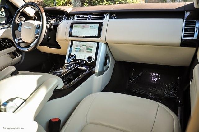 Used 2019 Land Rover Range Rover 5.0L V8 Supercharged for sale Sold at Gravity Autos Atlanta in Chamblee GA 30341 8