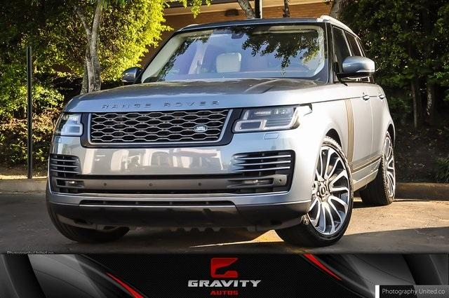 Used 2019 Land Rover Range Rover 5.0L V8 Supercharged for sale Sold at Gravity Autos Atlanta in Chamblee GA 30341 1