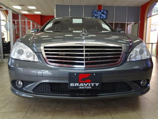 Used 2009 Mercedes-Benz S-Class 5.5L V8 for sale Sold at Gravity Autos in Roswell GA 30076 2