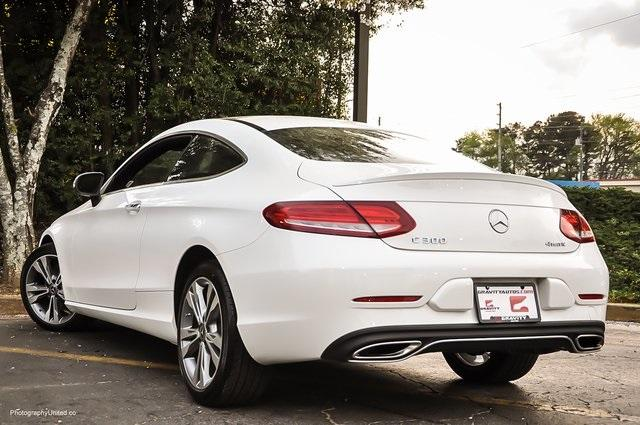 Used 2018 Mercedes-Benz C-Class C 300 for sale Sold at Gravity Autos Atlanta in Chamblee GA 30341 3