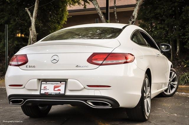 Used 2018 Mercedes-Benz C-Class C 300 for sale Sold at Gravity Autos Atlanta in Chamblee GA 30341 4