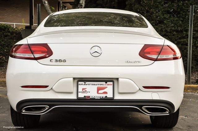 Used 2018 Mercedes-Benz C-Class C 300 for sale Sold at Gravity Autos Atlanta in Chamblee GA 30341 5