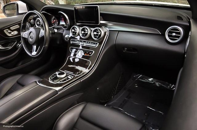 Used 2018 Mercedes-Benz C-Class C 300 for sale Sold at Gravity Autos Atlanta in Chamblee GA 30341 8
