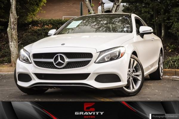 Used Used 2018 Mercedes-Benz C-Class C 300 for sale $32,995 at Gravity Autos Atlanta in Chamblee GA