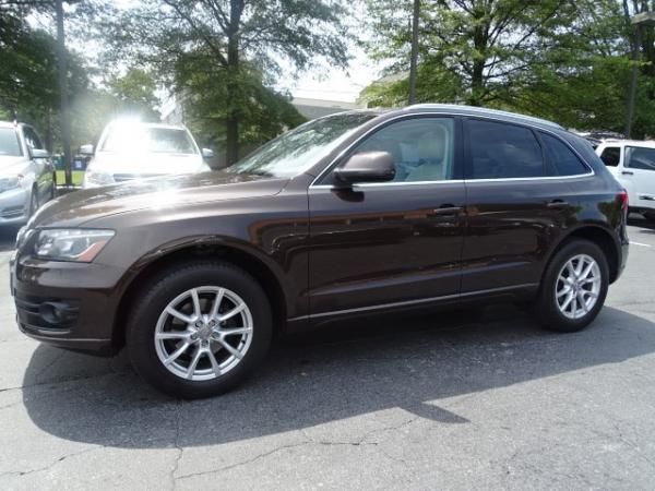 Used 2012 Audi Q5 2.0T Premium Plus for sale Sold at Gravity Autos in Roswell GA 30076 4