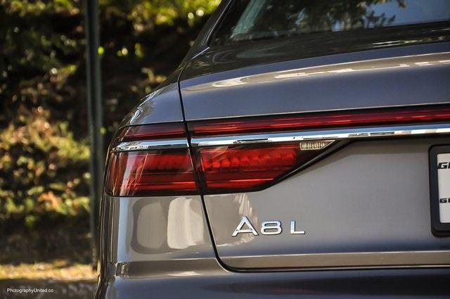 Used 2019 Audi A8 L 55 for sale Sold at Gravity Autos Atlanta in Chamblee GA 30341 6