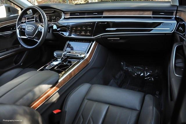 Used 2019 Audi A8 L 55 for sale Sold at Gravity Autos Atlanta in Chamblee GA 30341 8