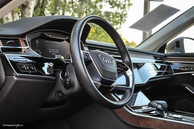 Used 2019 Audi A8 L 55 for sale Sold at Gravity Autos Atlanta in Chamblee GA 30341 9