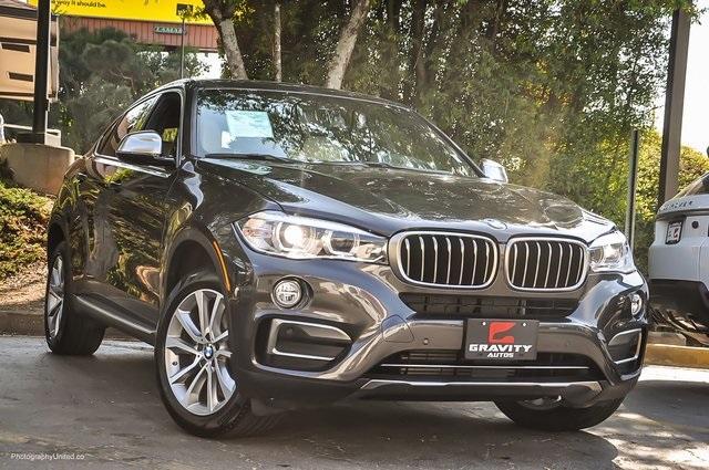 Used 2018 BMW X6 xDrive35i for sale Sold at Gravity Autos Atlanta in Chamblee GA 30341 2