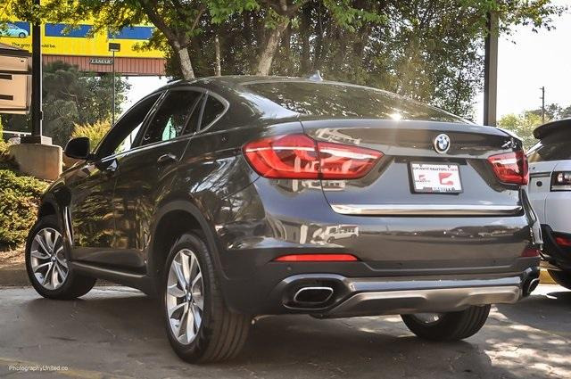 Used 2018 BMW X6 xDrive35i for sale Sold at Gravity Autos Atlanta in Chamblee GA 30341 3