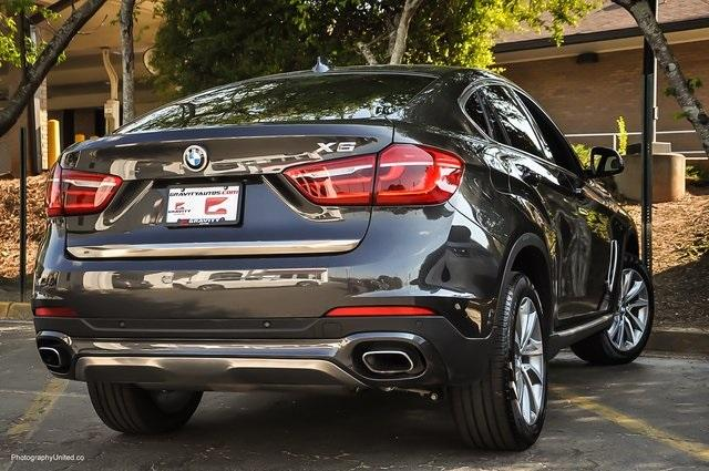 Used 2018 BMW X6 xDrive35i for sale Sold at Gravity Autos Atlanta in Chamblee GA 30341 4