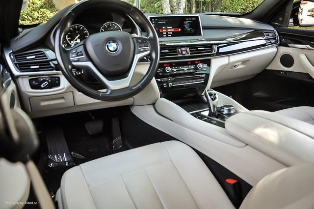 Used 2018 BMW X6 xDrive35i for sale Sold at Gravity Autos Atlanta in Chamblee GA 30341 7
