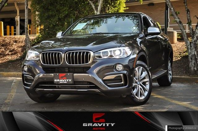 Used 2018 BMW X6 xDrive35i for sale Sold at Gravity Autos Atlanta in Chamblee GA 30341 1