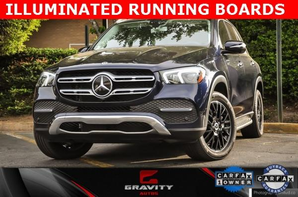 Used Used 2020 Mercedes-Benz GLE GLE 350 for sale $56,695 at Gravity Autos Atlanta in Chamblee GA