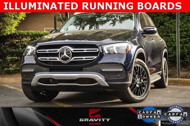 Used 2020 Mercedes-Benz GLE GLE 350 for sale $56,695 at Gravity Autos Atlanta in Chamblee GA 30341 1