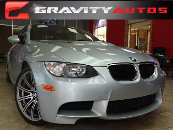 Used 2011 BMW M3 for sale Sold at Gravity Autos in Roswell GA 30076 1