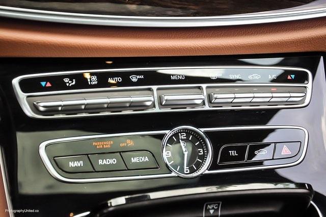 Used 2018 Mercedes-Benz E-Class E 400 for sale Sold at Gravity Autos Atlanta in Chamblee GA 30341 14