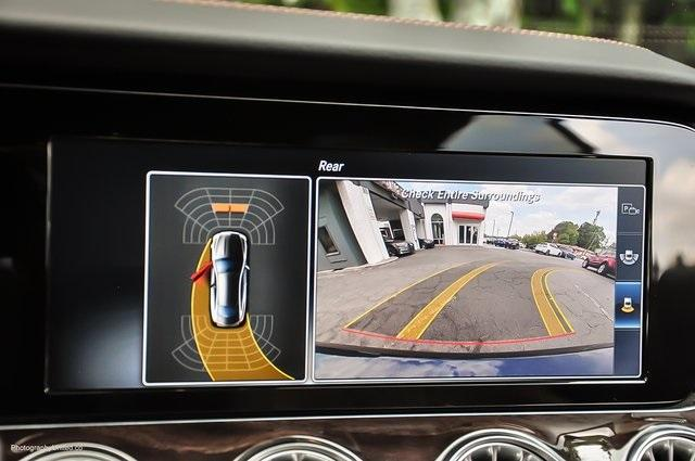 Used 2018 Mercedes-Benz E-Class E 400 for sale Sold at Gravity Autos Atlanta in Chamblee GA 30341 17