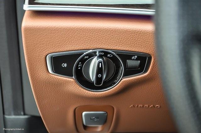 Used 2018 Mercedes-Benz E-Class E 400 for sale Sold at Gravity Autos Atlanta in Chamblee GA 30341 21