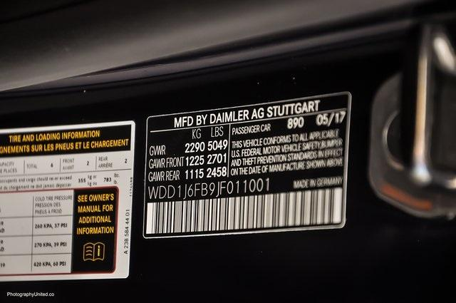 Used 2018 Mercedes-Benz E-Class E 400 for sale Sold at Gravity Autos Atlanta in Chamblee GA 30341 25