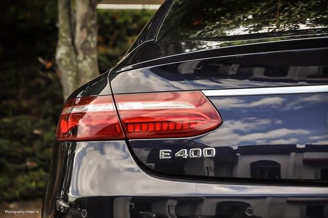 Used 2018 Mercedes-Benz E-Class E 400 for sale Sold at Gravity Autos Atlanta in Chamblee GA 30341 6