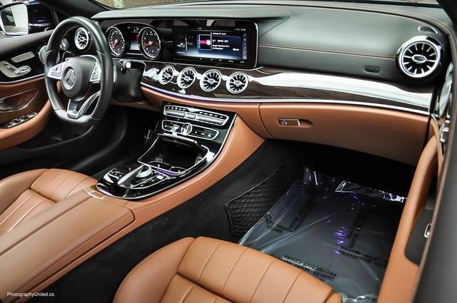 Used 2018 Mercedes-Benz E-Class E 400 for sale Sold at Gravity Autos Atlanta in Chamblee GA 30341 8