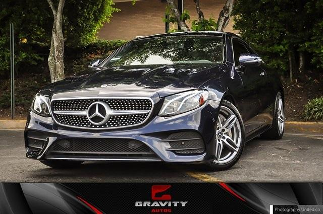 Used 2018 Mercedes-Benz E-Class E 400 for sale Sold at Gravity Autos Atlanta in Chamblee GA 30341 1