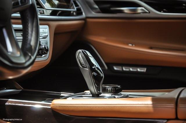 Used 2018 BMW 7 Series 750i for sale Sold at Gravity Autos Atlanta in Chamblee GA 30341 10