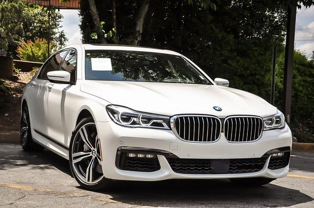 Used 2018 BMW 7 Series 750i for sale Sold at Gravity Autos Atlanta in Chamblee GA 30341 2