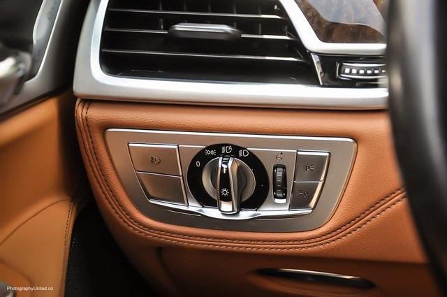 Used 2018 BMW 7 Series 750i for sale Sold at Gravity Autos Atlanta in Chamblee GA 30341 23