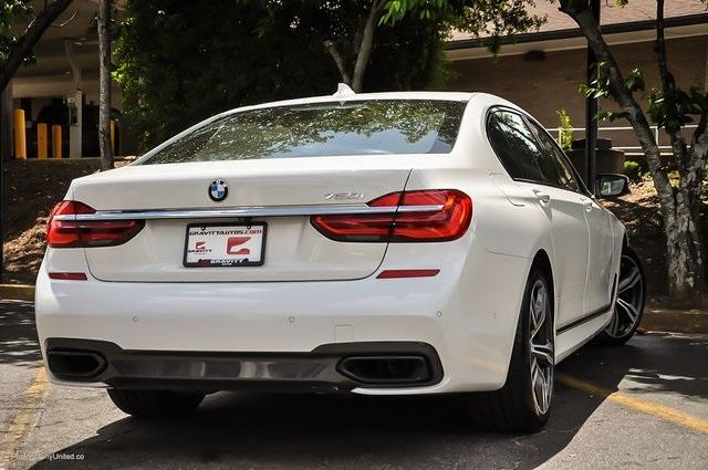 Used 2018 BMW 7 Series 750i for sale Sold at Gravity Autos Atlanta in Chamblee GA 30341 4