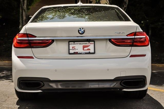Used 2018 BMW 7 Series 750i for sale Sold at Gravity Autos Atlanta in Chamblee GA 30341 5