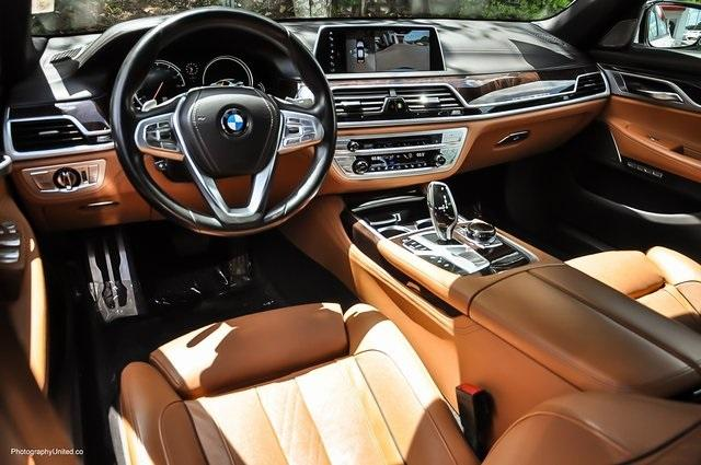 Used 2018 BMW 7 Series 750i for sale Sold at Gravity Autos Atlanta in Chamblee GA 30341 7