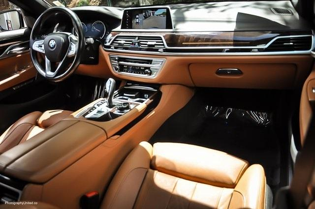 Used 2018 BMW 7 Series 750i for sale Sold at Gravity Autos Atlanta in Chamblee GA 30341 8