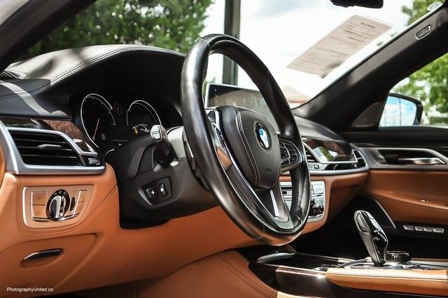 Used 2018 BMW 7 Series 750i for sale Sold at Gravity Autos Atlanta in Chamblee GA 30341 9