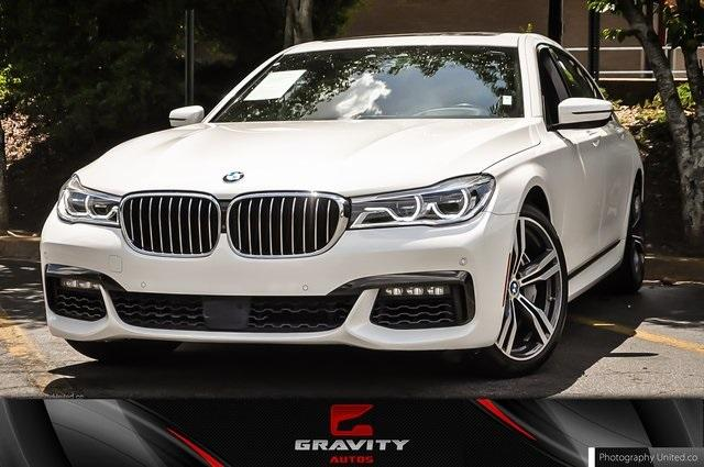 Used 2018 BMW 7 Series 750i for sale Sold at Gravity Autos Atlanta in Chamblee GA 30341 1