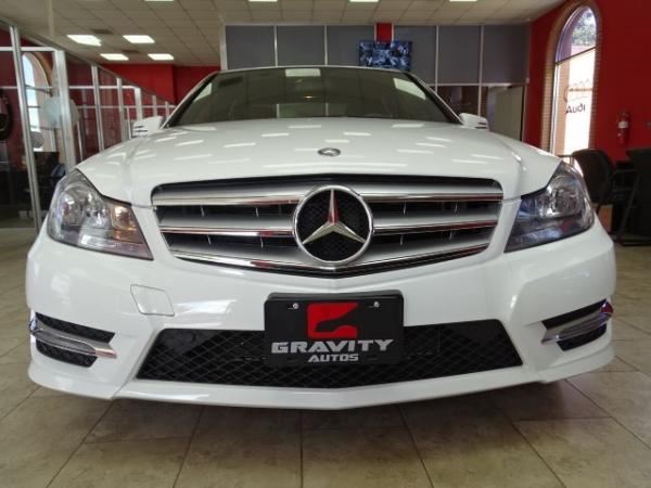 Used 2013 Mercedes-Benz C-Class C300 Sport for sale Sold at Gravity Autos in Roswell GA 30076 2